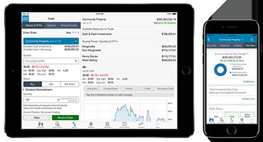 Mobile Stock Trading App & Platform | Charles Schwab