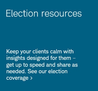 Election resources for your clients