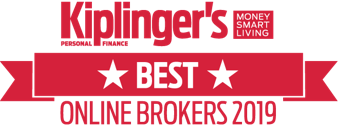 Kiplinger's best online brokers 2019