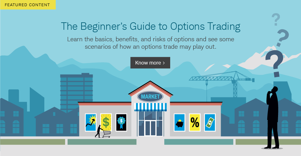 The beginner's guide to option trading