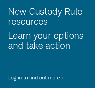 New Custody Rule