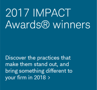 IMPACT Award Winners 2017