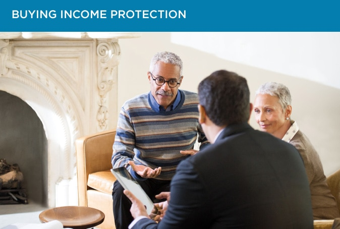 Buying Income Protection