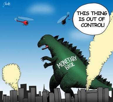 Godzilla cartoon