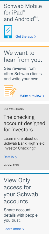 Learn more about our High Yield Investor Checking.