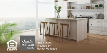 Home loans by Rocket Mortgage. Equal Housing Lender