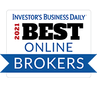 Investor's Business Daily 2021 Best Online Brokers